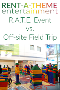 R.A.T.E. vs Off-site Trips